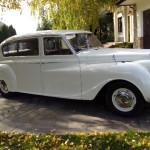 Austin Vanden Plas Princess - Zabytkowy samochód do ślubu.